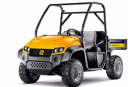 JCB Groundhog 4x4 Service Repair Manual Download
