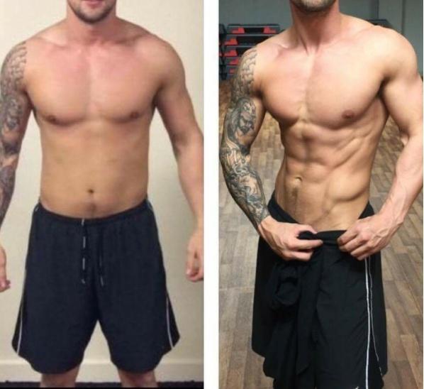 Male - Phase 2 Lean Body - Beginner.