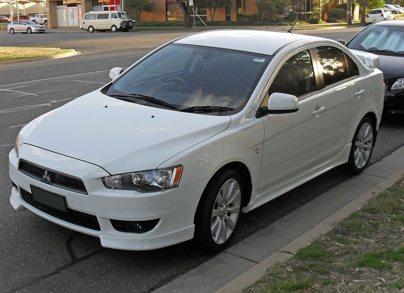 Mitsubishi Lancer (2008-2012) Service Repair Manual