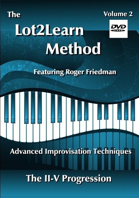 Advanced Improvisation Techniques - The II-V Progression - Part 1