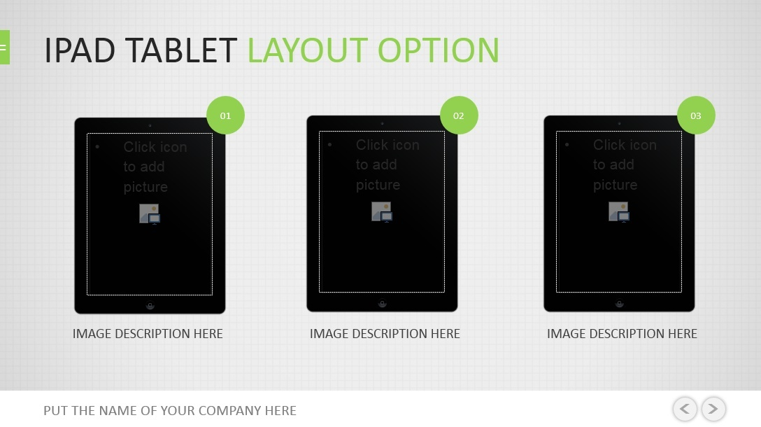[Animated] Grid PowerPoint Presentation Template