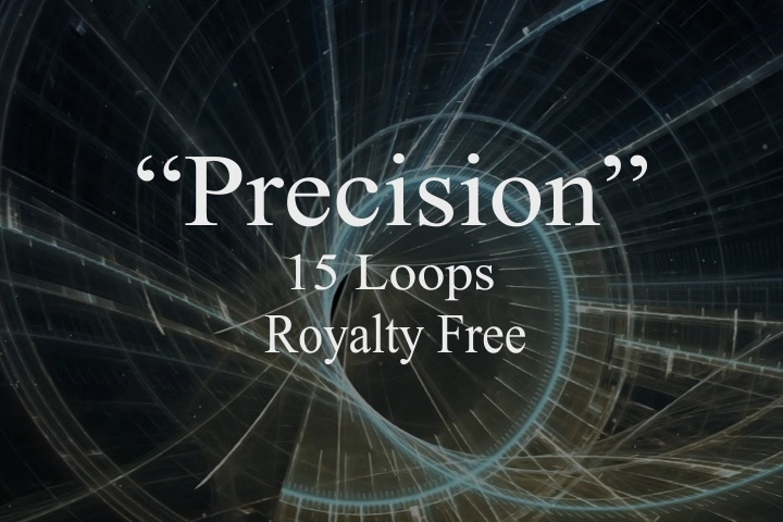 """Precision"" 15 Loops Royalty Free"