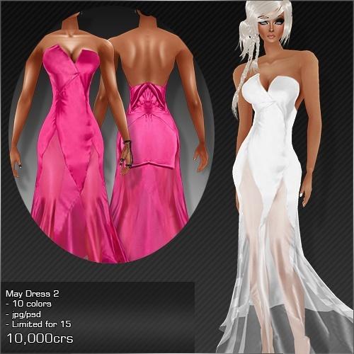 2013 May Dress # 2