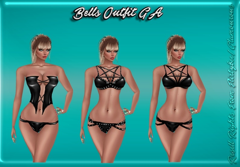 Bells GA Outfit's Catty Only!!!