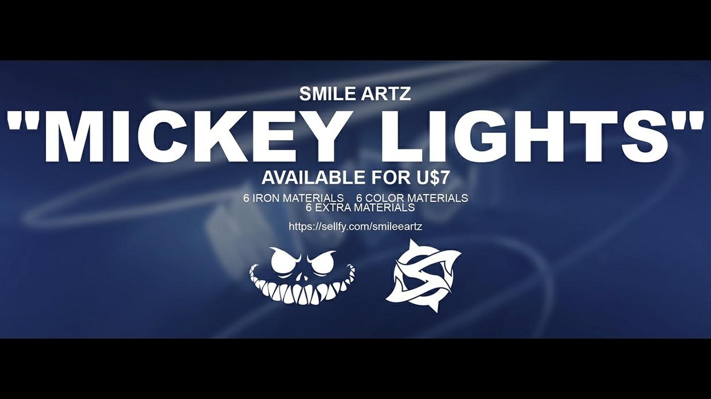 Smile's Mickey Lights - V1