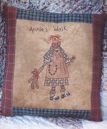 #307 Annies Walk e pattern
