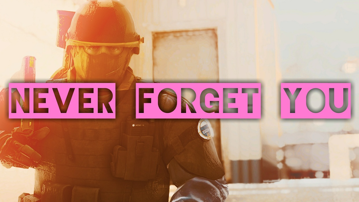 NEVER FORGET YOU (Clips + Projectfile)