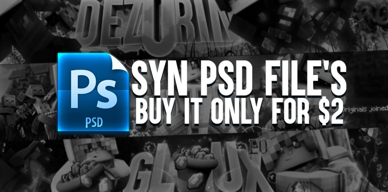 ✦REVAMP (Banner,Pfp,2 Thumbnails,Syn PSD Pack)✦- [18$]