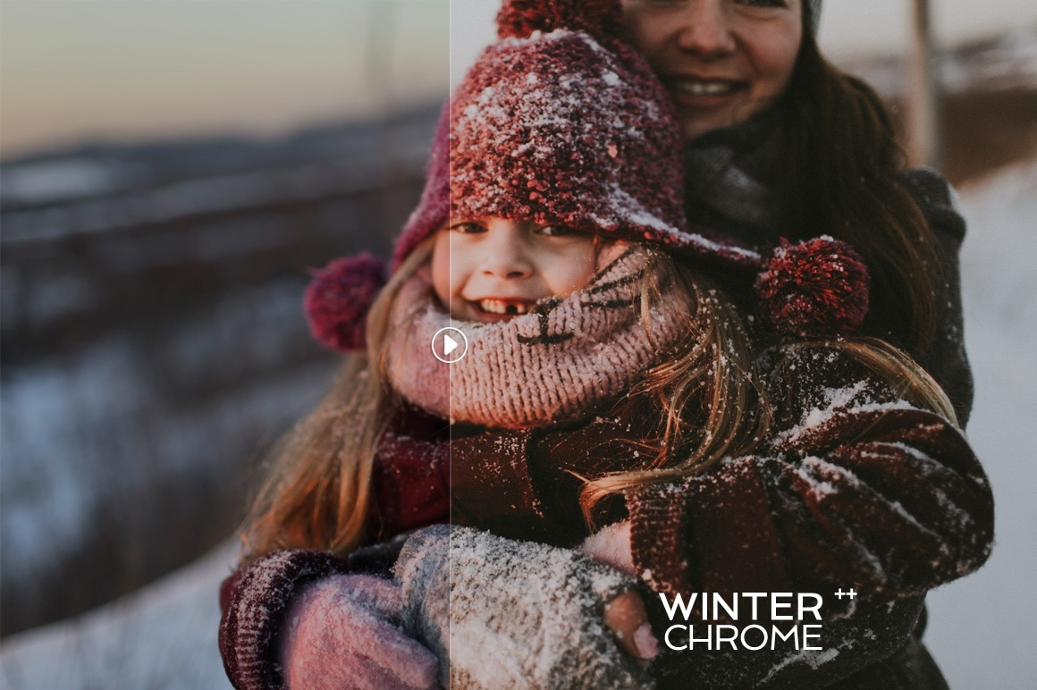 Winterchrome Lightroom & ACR Presets
