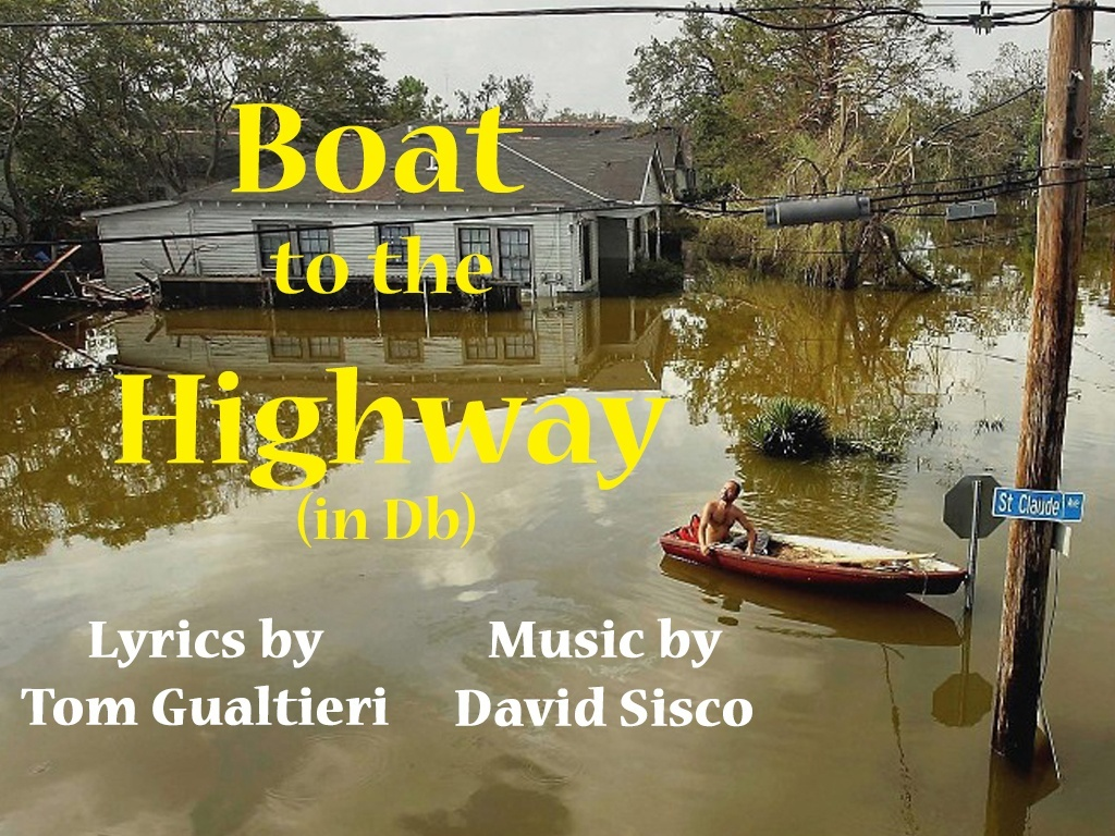 Boat to the Highway (Db)