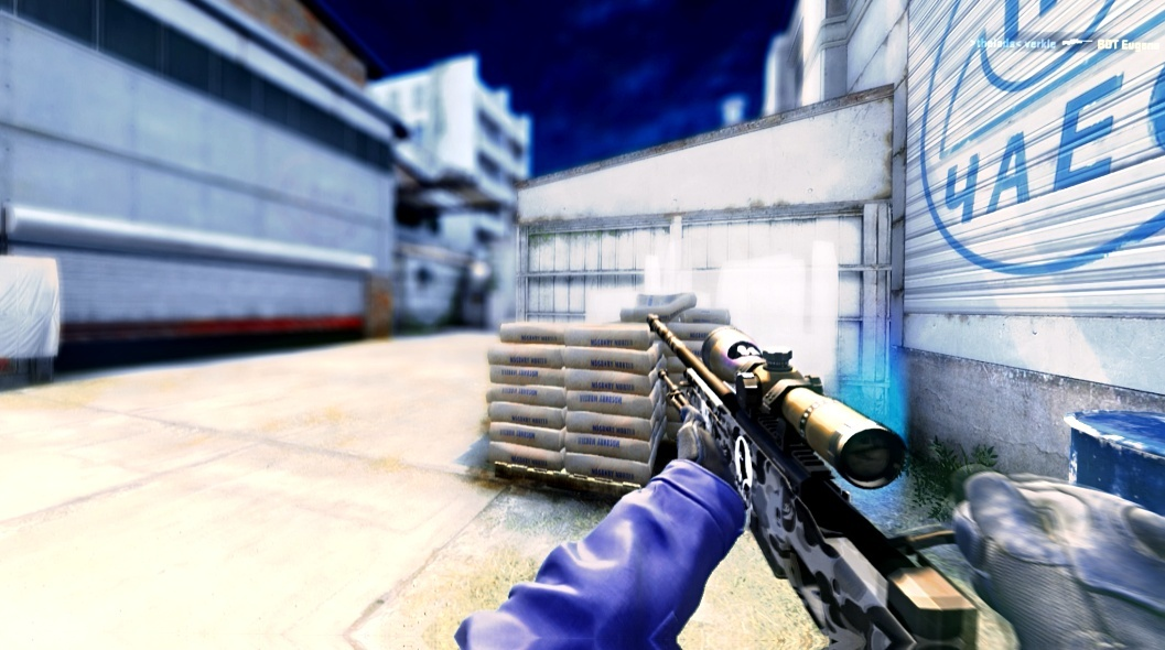 Custom Skins for CSGO (by pred8r) + Texture Changer