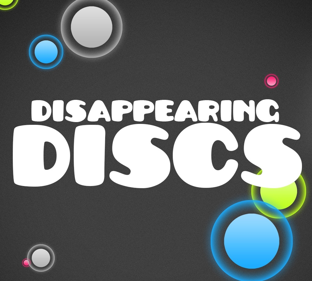 Disappearing Discs Tutorial Assets