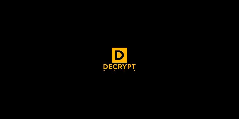 decrypt.