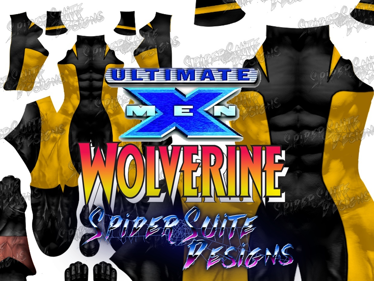 Ultimate Wolverine 2017 Pattern