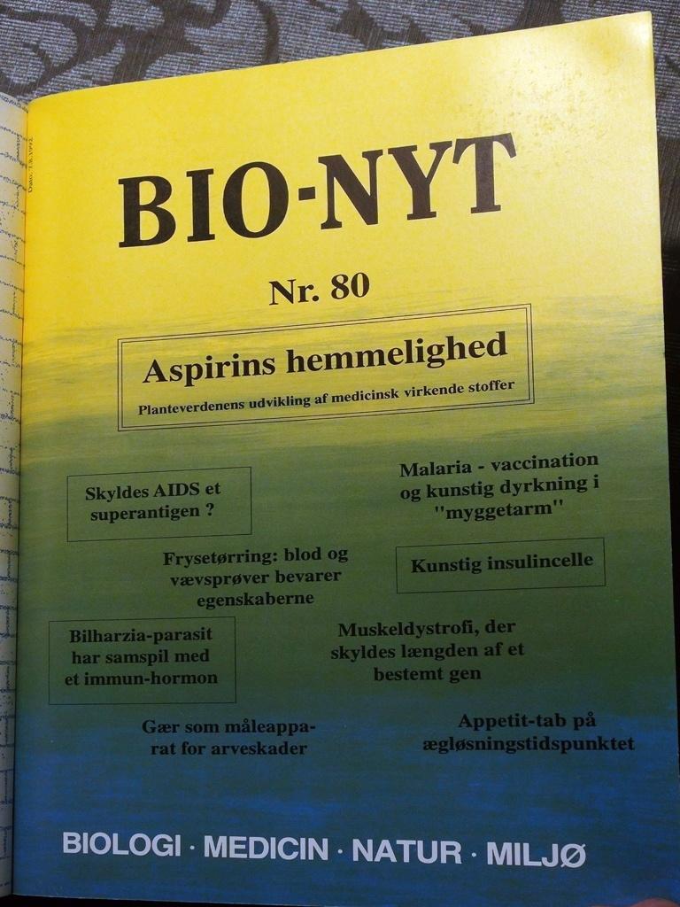 BioNyt Videnskabens Verden nr. 80