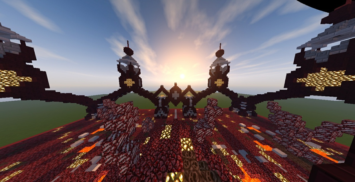 [][][] - Nether Spawn - [][][] HCF [][][] NEW [][][] 50% OFF $3 [][][]
