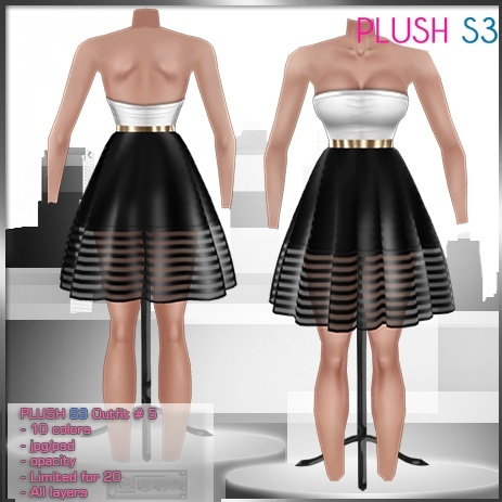 2014 Plush S3 Outfit # 5