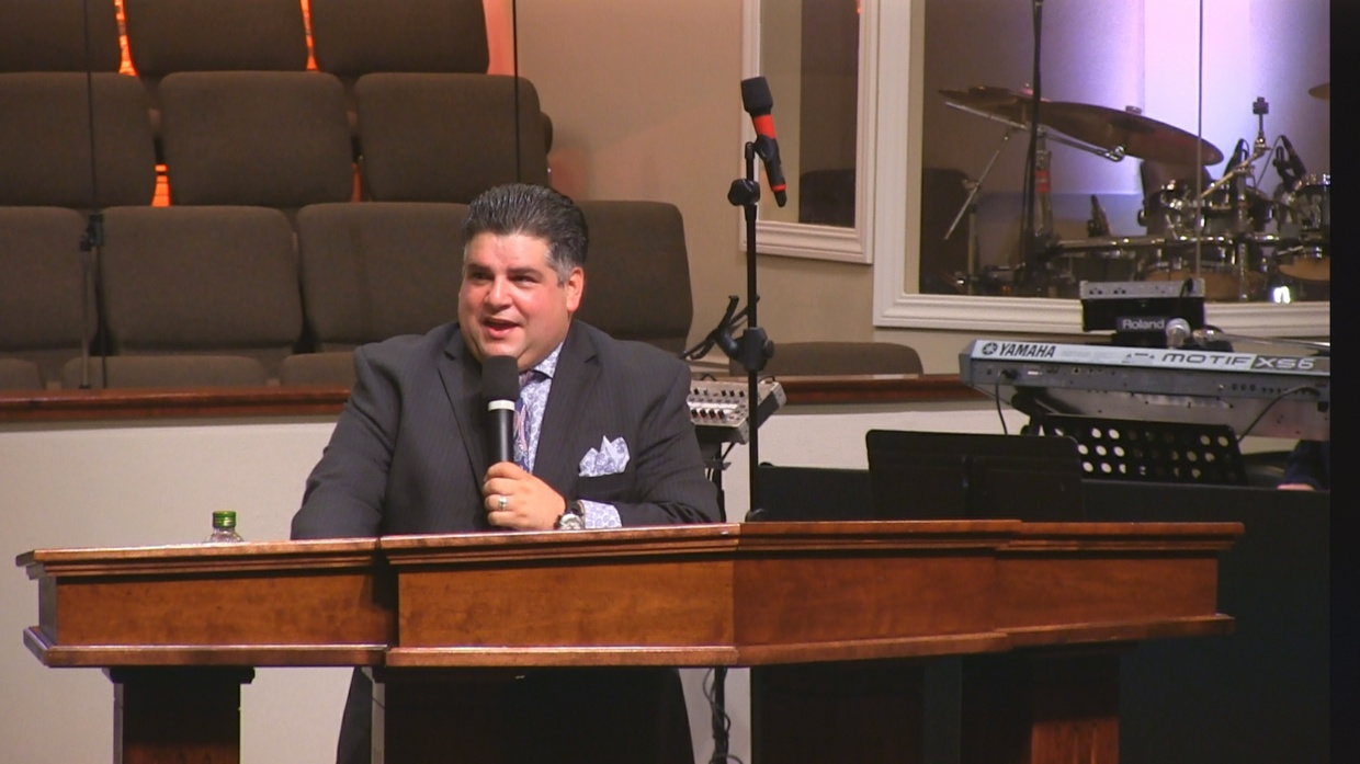 """Rev. Antonio Marquez 11-15-17pm """" When Your Harvest Field Becomes Your Battlefield """" MP3"""