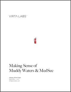 White Paper: Making Sense of Muddy Waters & MedSec