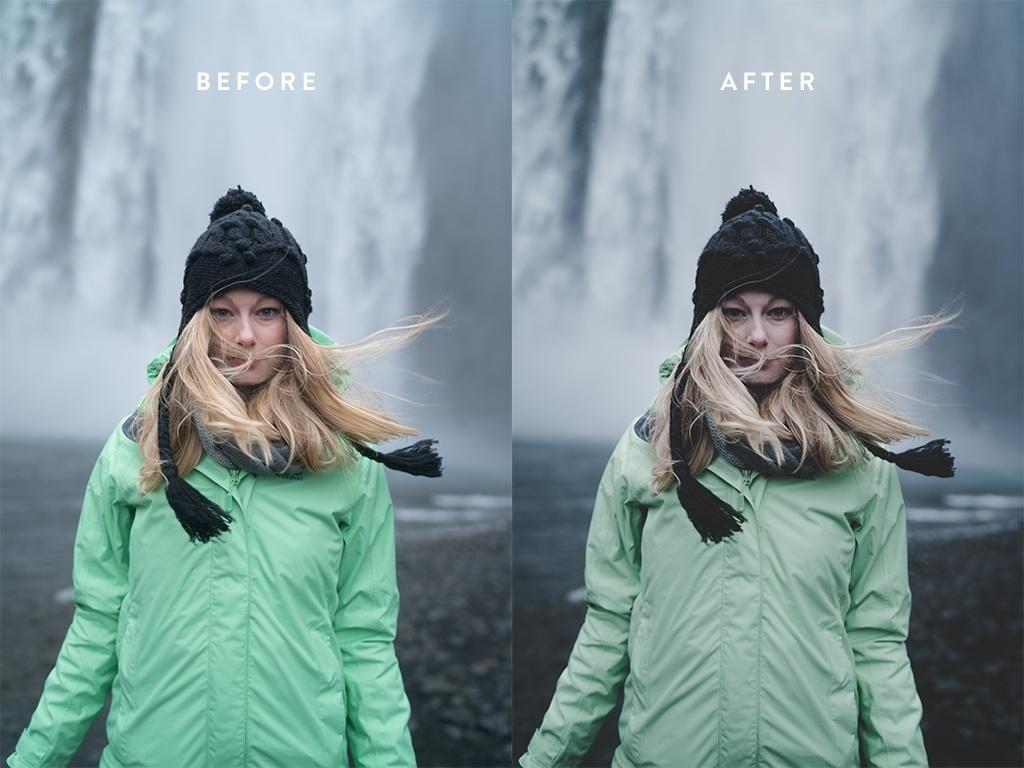 Iceland Lightroom Preset by SVB