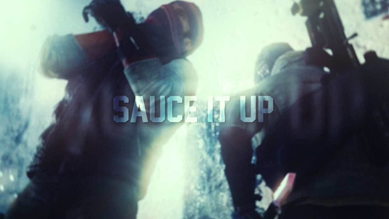 Sauce It Up Project Files