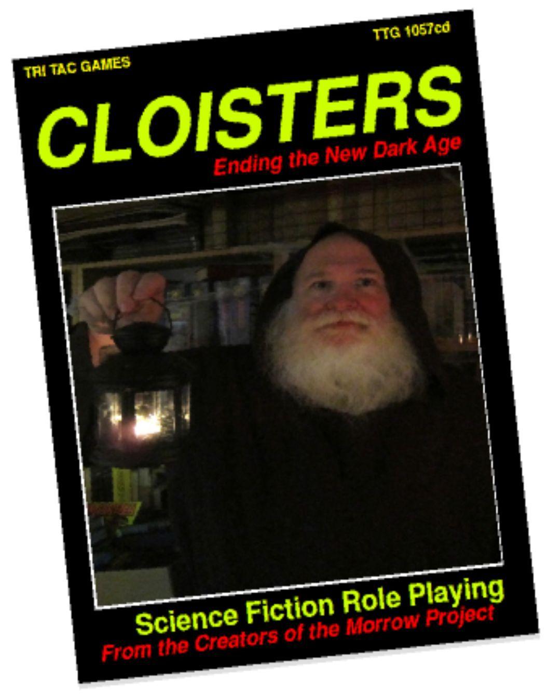 TTG#1057DL Cloisters
