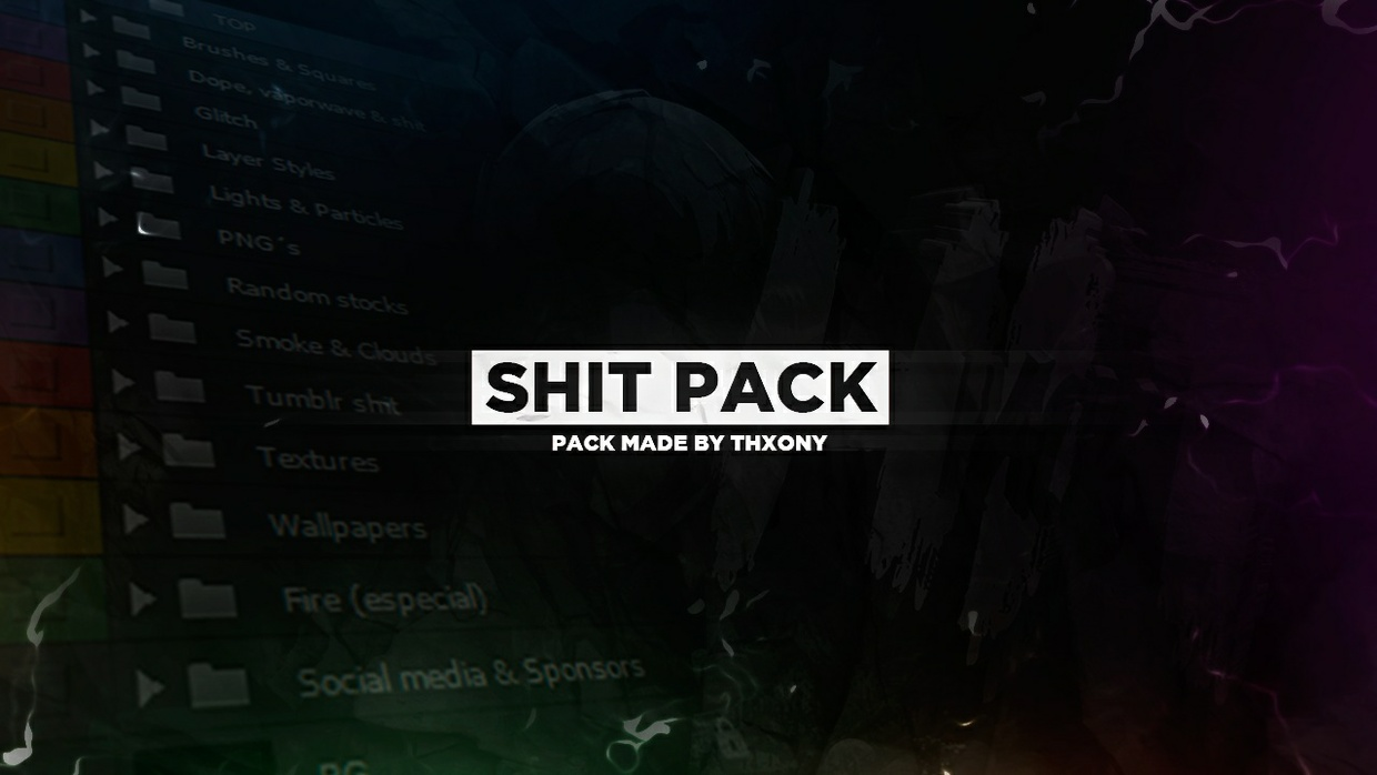#ShitPack