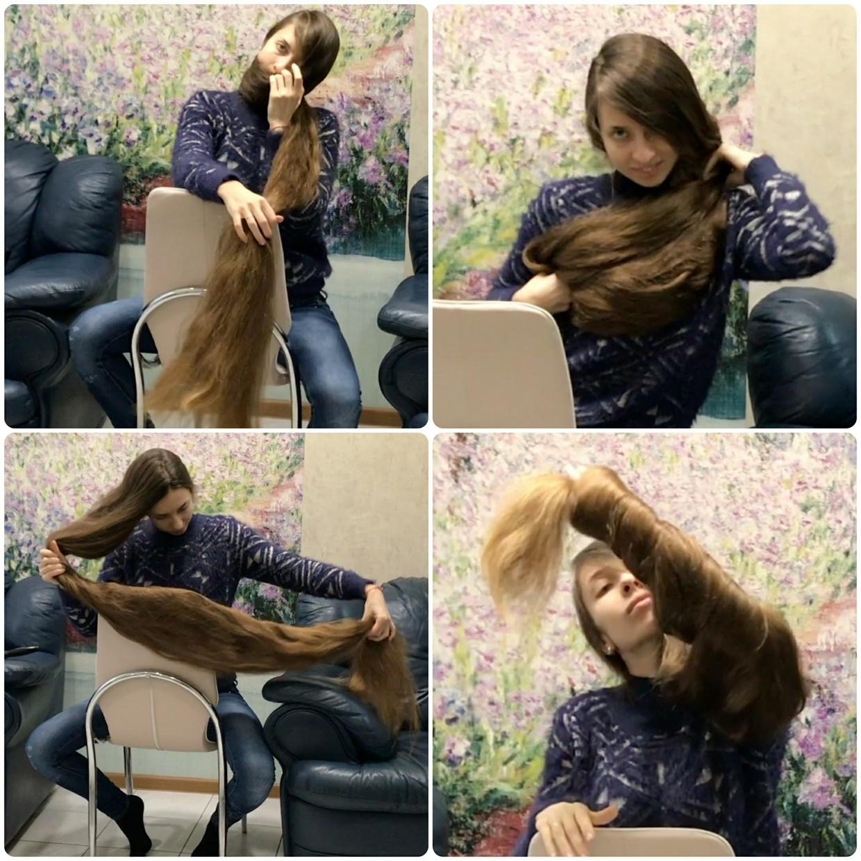 VIDEO - Hair-chair display