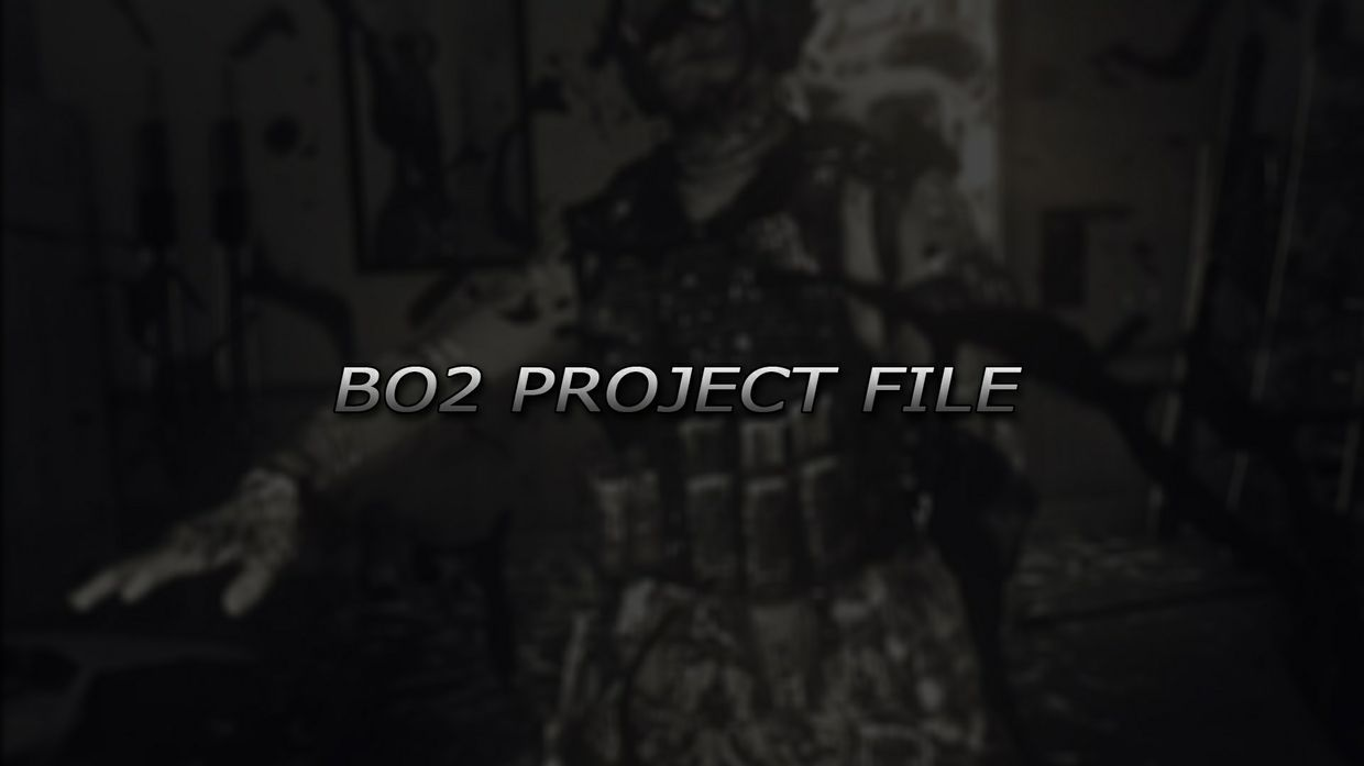 BO2 Scrap Project Files (AAE + SV)