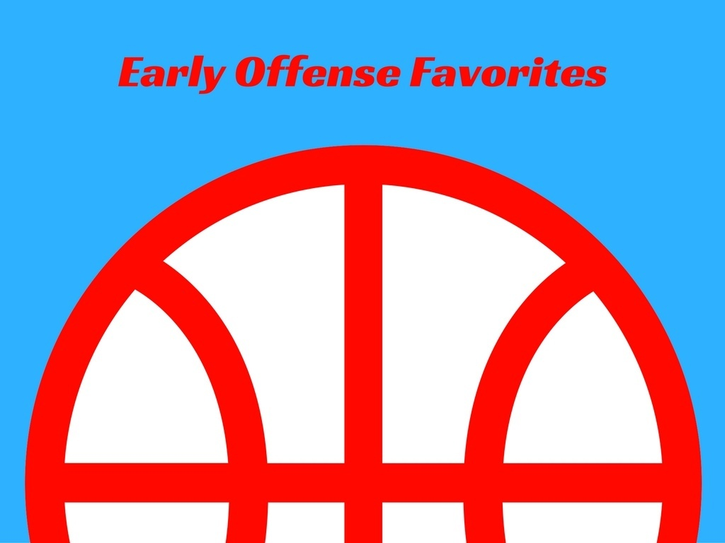 Early Offense Favorites
