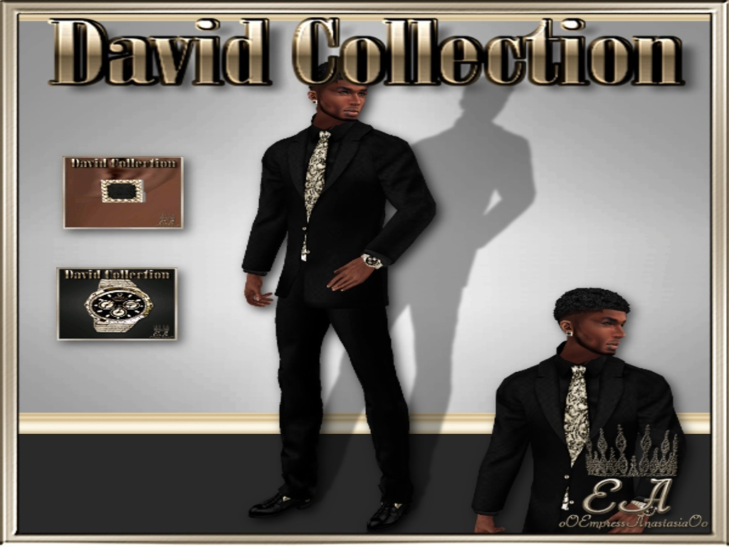 David Collection No Re-Sell Rights!!!