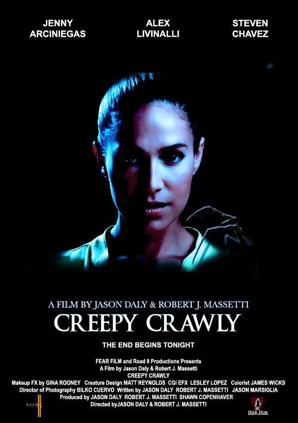 CREEPY CRAWLY HD - Spanish Version