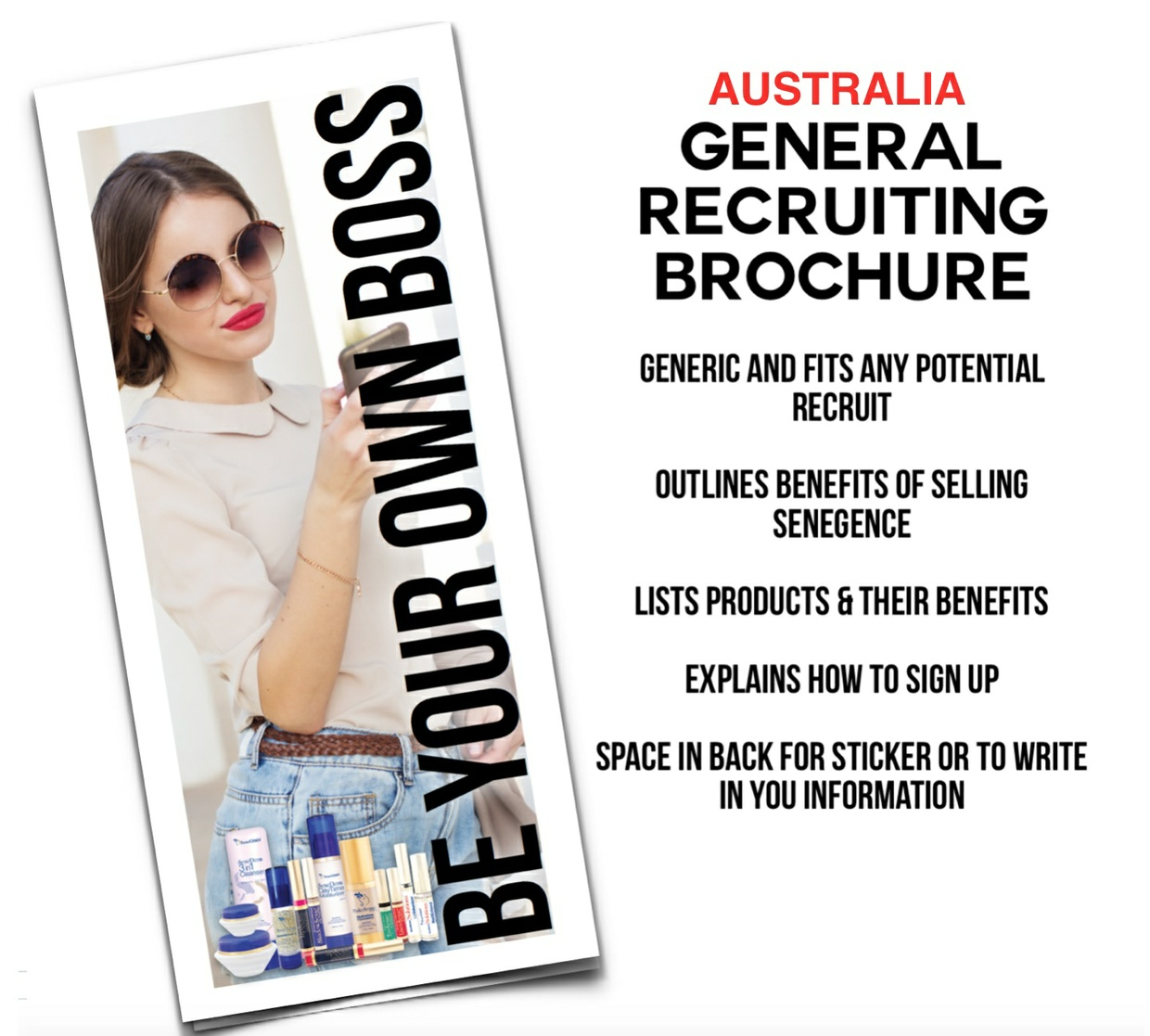 AUS - General Recruiting Brochure