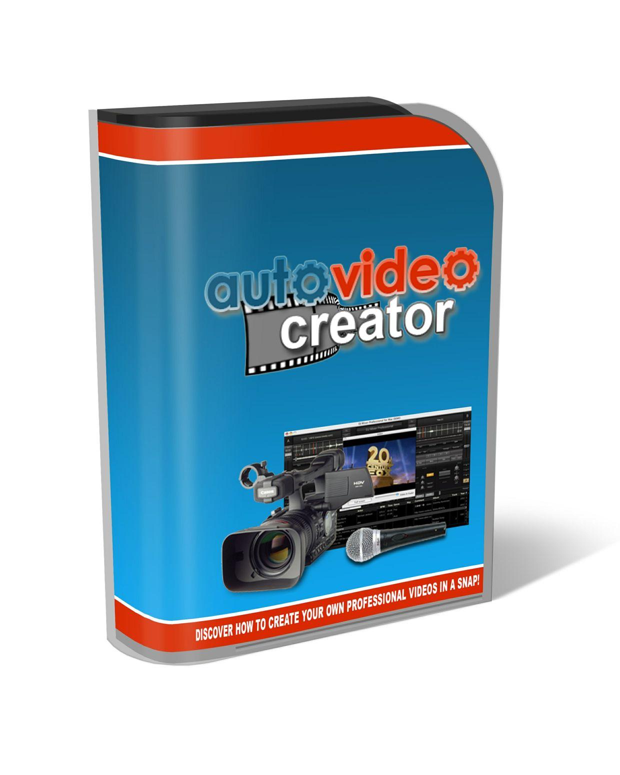 Auto Video Creator