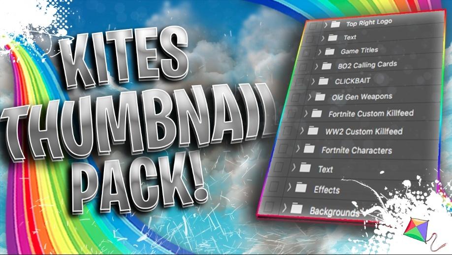 Kites Thumbnail Pack