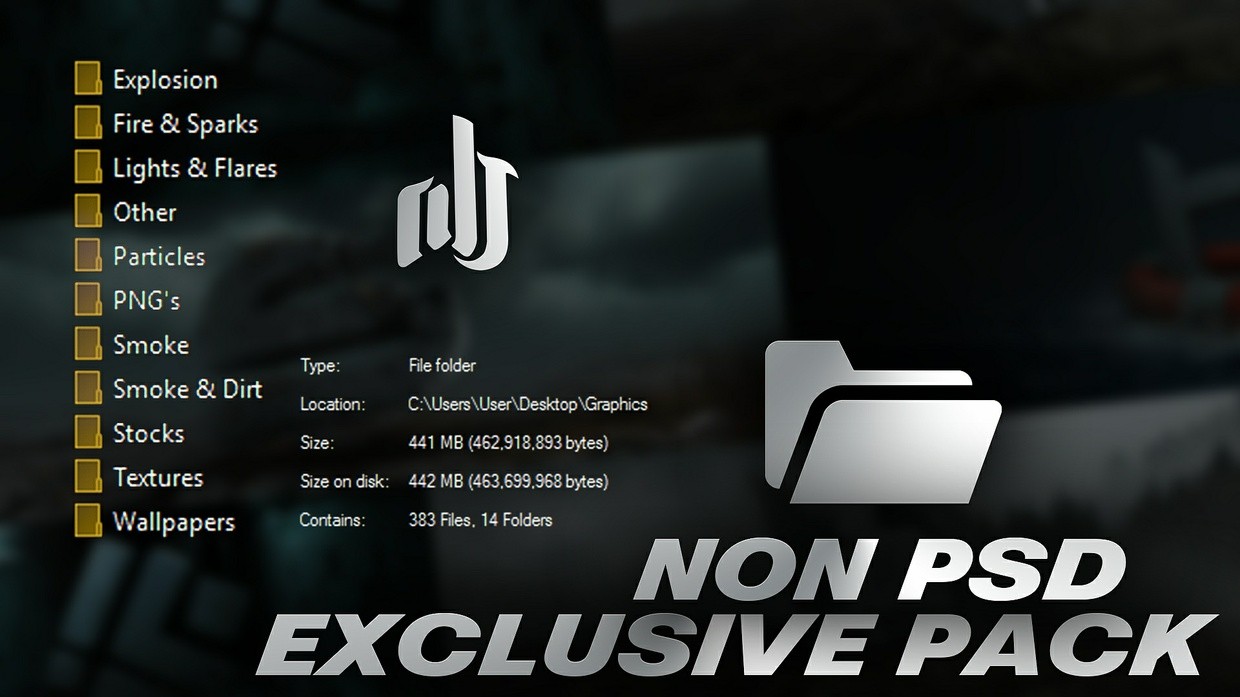 Non PSD Exclusive Pack