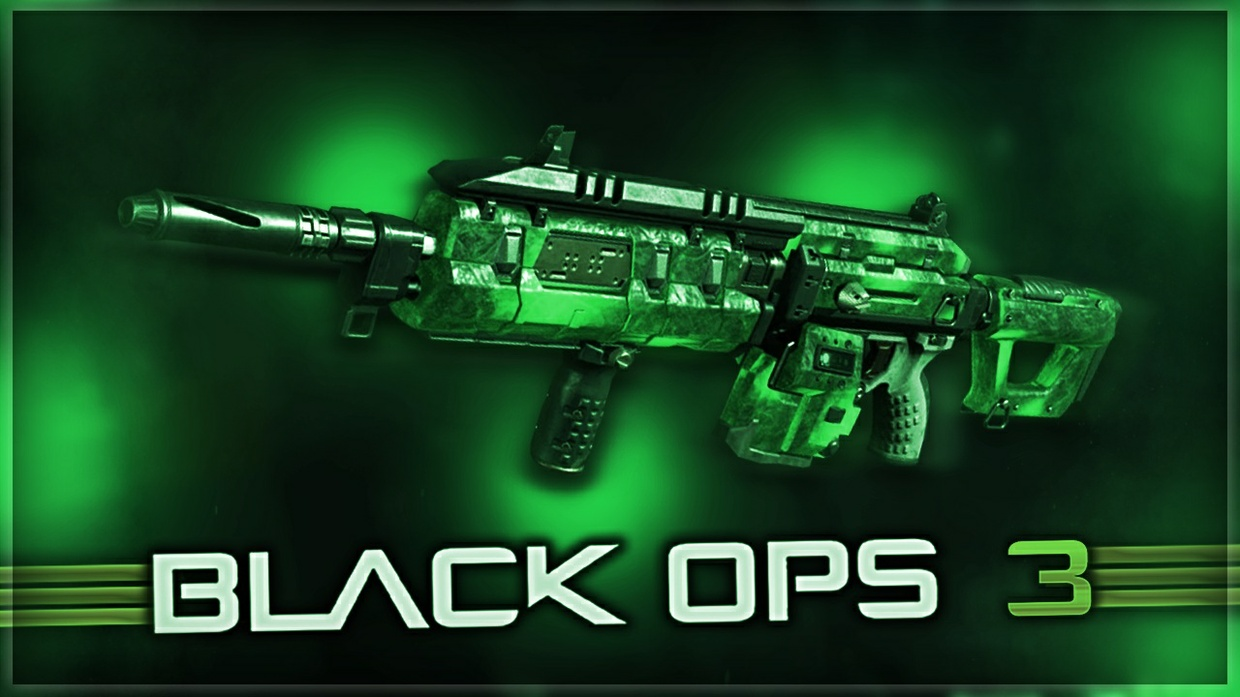 [PSD] THUMBNAIL BLACK OPS 3 MAN-O-WAR #2