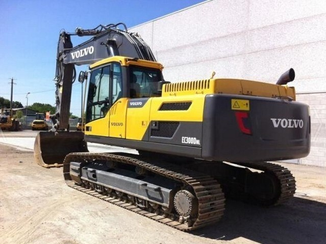 VOLVO EC300D NL EC300DNL EXCAVATOR SERVICE REPAIR MANUAL - DOWNLOAD