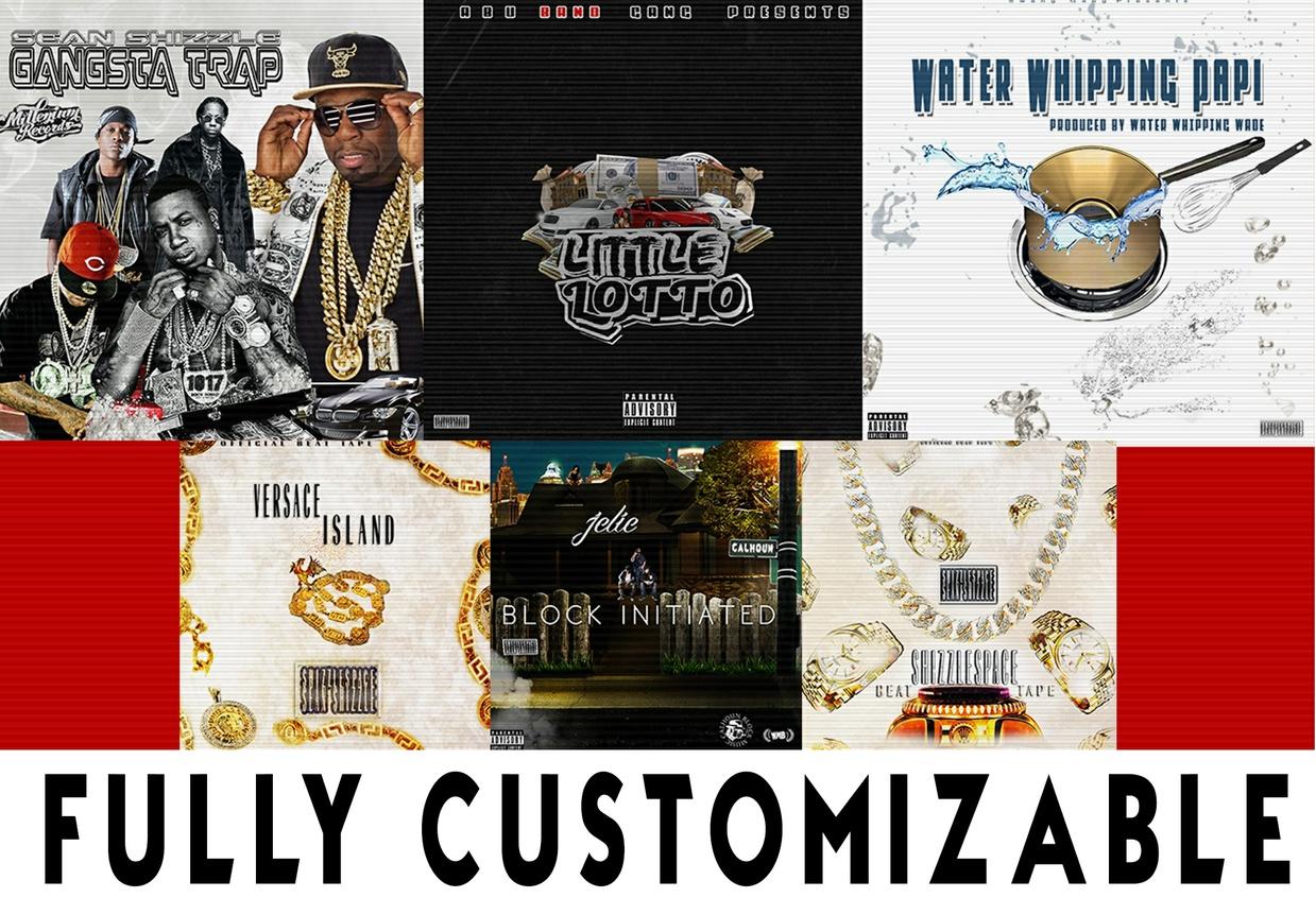 Custom Cover Art
