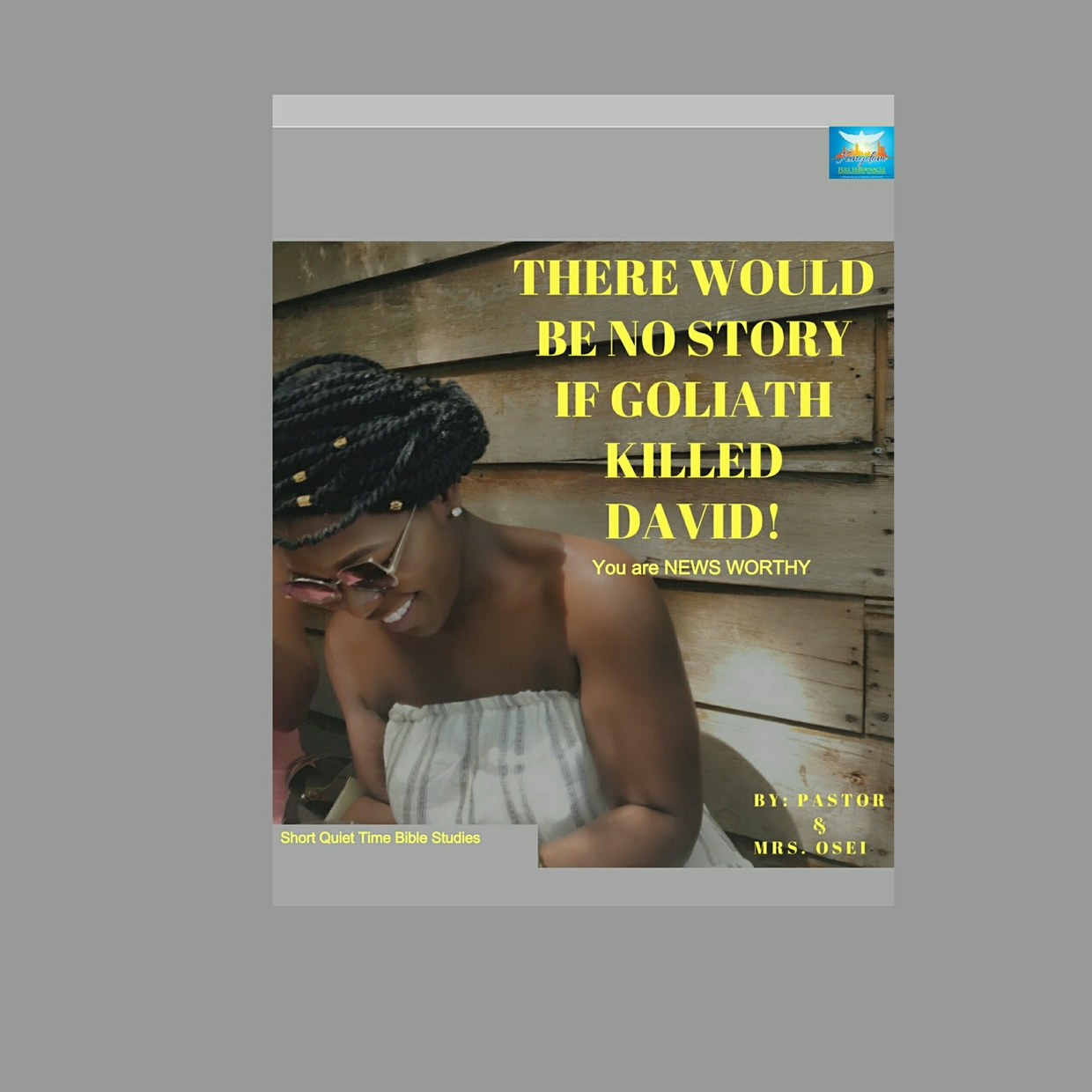 There would be no story if Goliath killed David