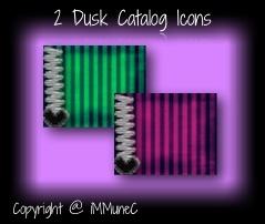 2 Dusk Catalog Icons