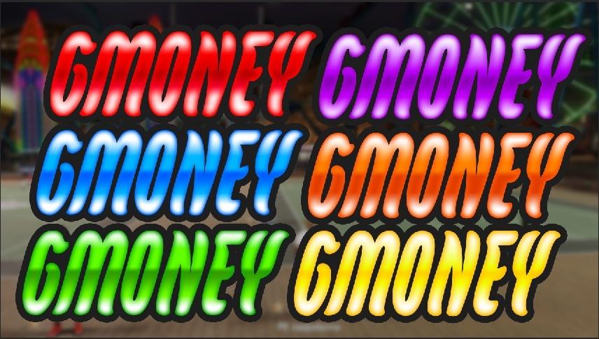 GMONEY'S LAYERS