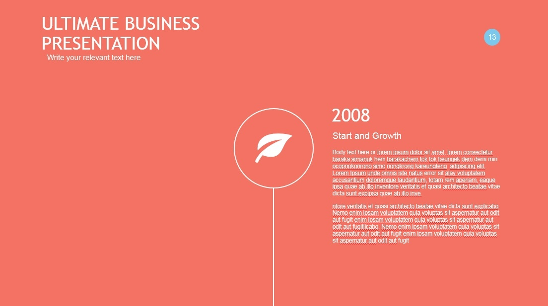 Ultimate PowerPoint Presentation Template