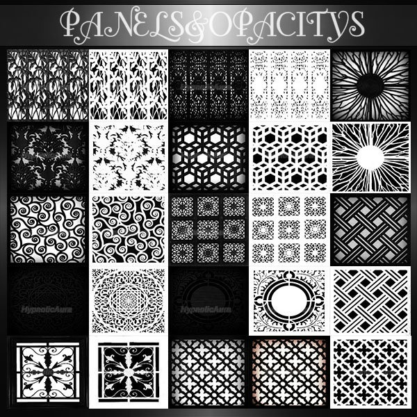 [H] PANELS&OPACITYS _20 _Textures