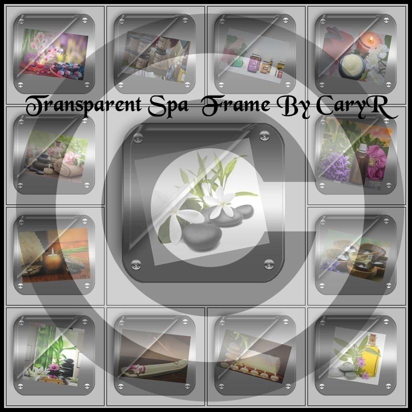 Transparency Spa Frame With original Glass By caryR