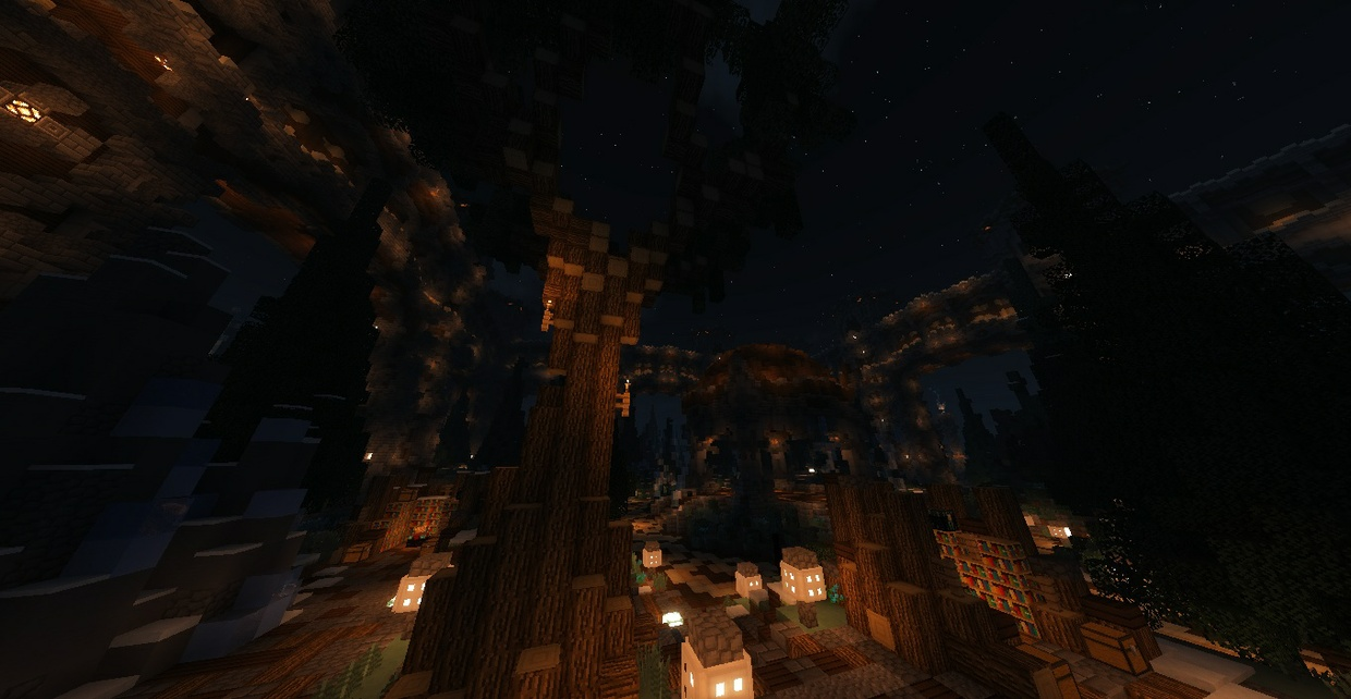 Factions Server Spawn #1
