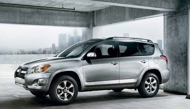 2011-2012 Toyota RAV4 OEM Workshop Service and Repair Manual (PDF)