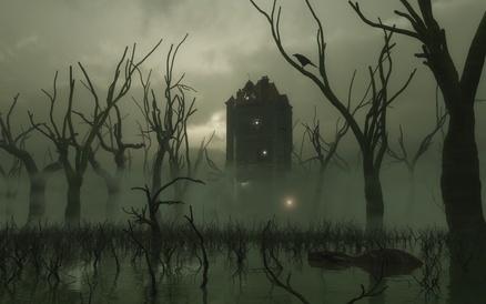 H.P. Lovecraft: La Palude della Luna