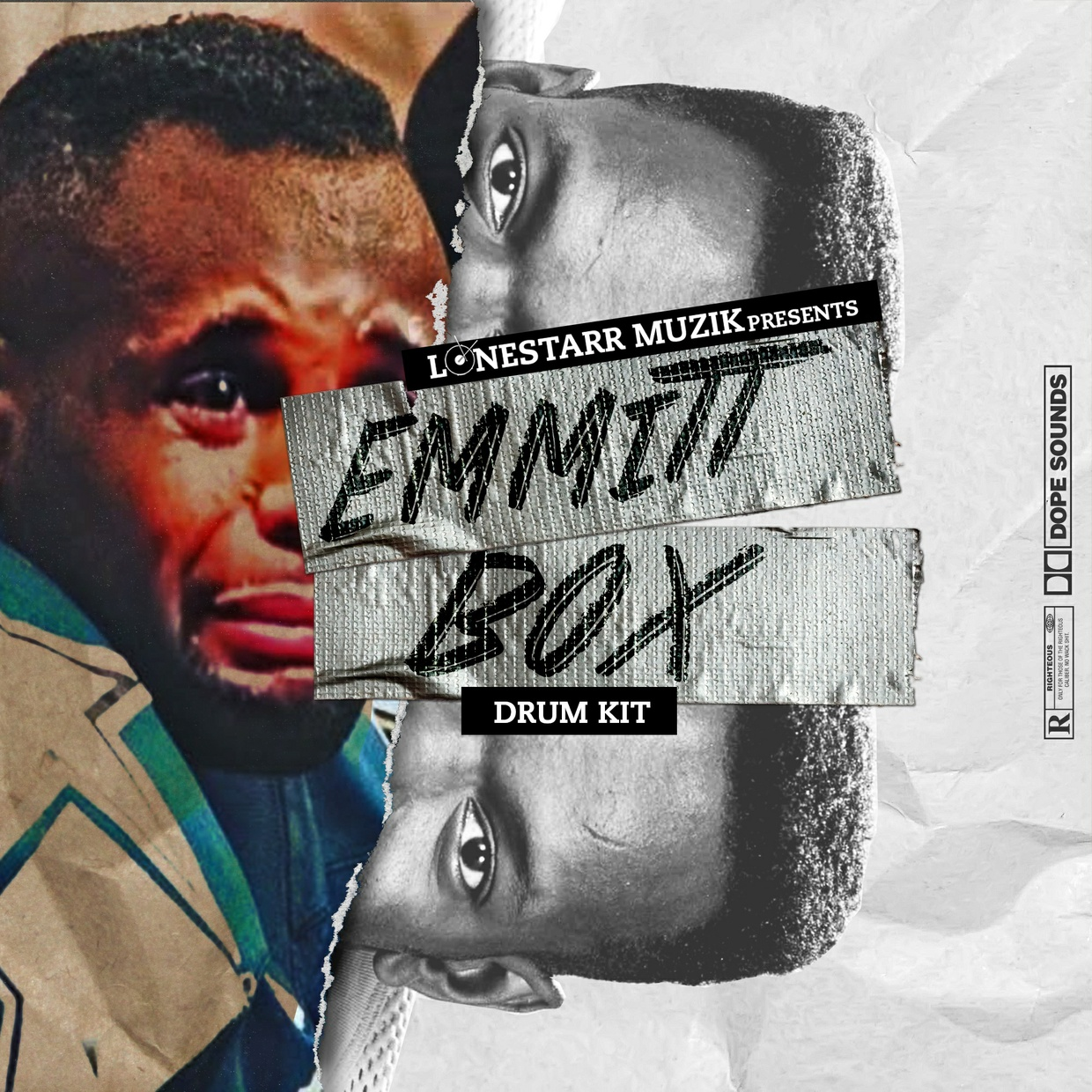 LONESTARRMUZIK - EMMITT BOX DRUM KIT
