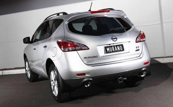 2008-2009 Nissan Murano Model Z51, OEM Factory Service and Repair Manual